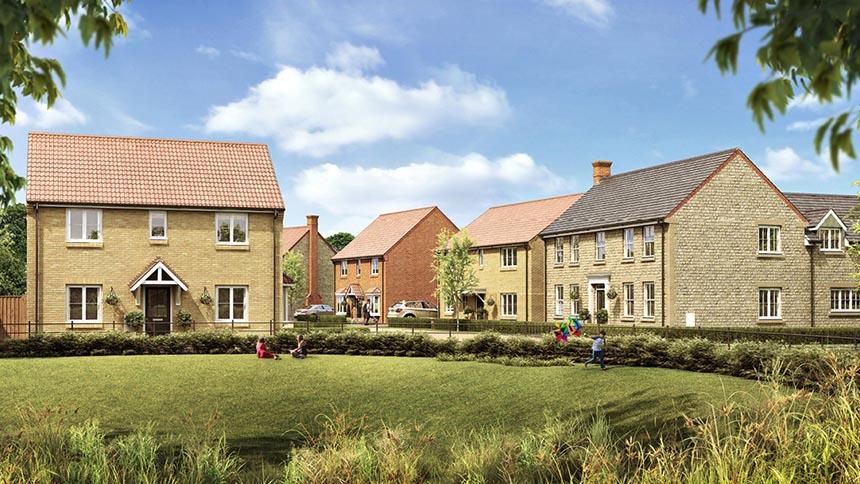 New Build Properties In Cambridgeshire